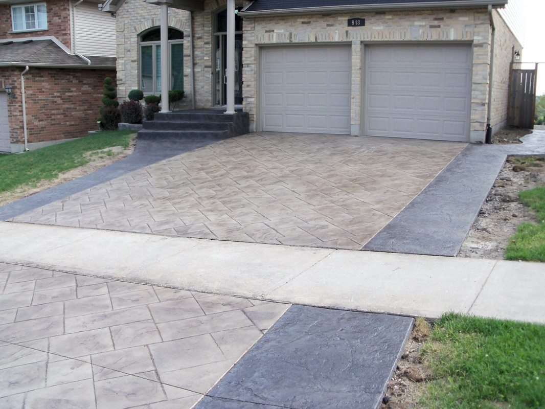 5 Great Ideas For Stamped Concrete Patios