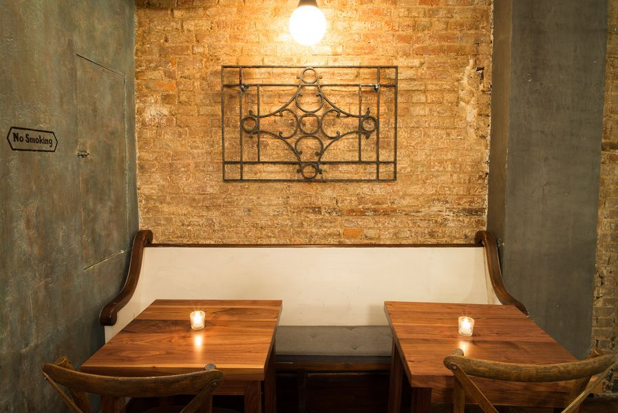 Bare Brick Wall Designs For Your Office or Restaurant