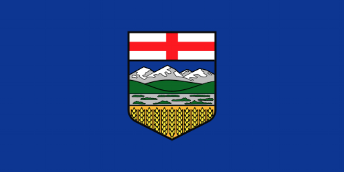 By User:Kooma (EMBLEMS OF ALBERTA ACT) [Public domain], via Wikimedia Commons