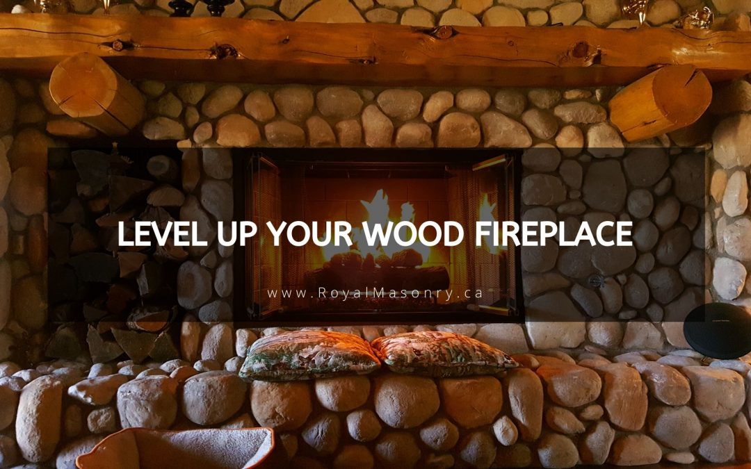 Wood Fireplace Insert Installation