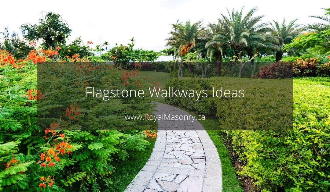 Top 5 Design Ideas for Flagstone Walkways